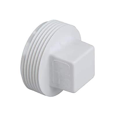 1 in. MPT Sch. 40 PVC Plug