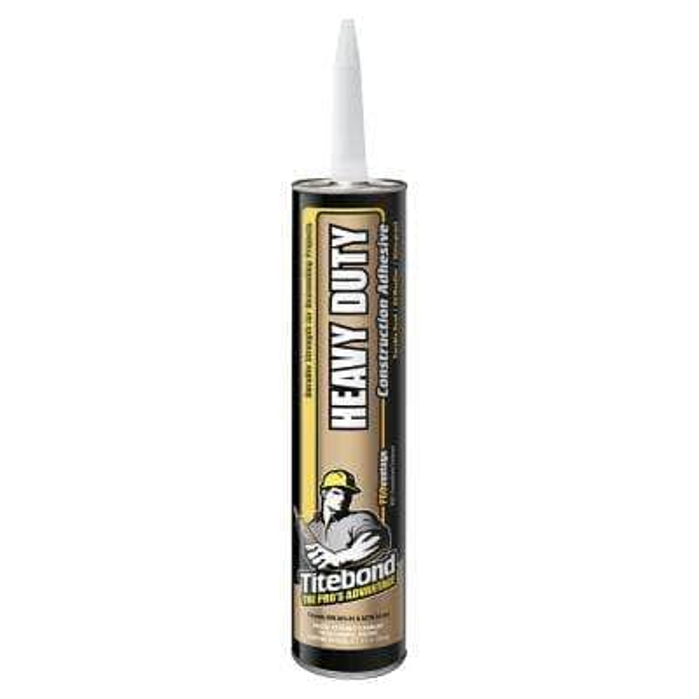 10 oz. PROvantage Heavy Duty Construction Adhesive (12-Pack)