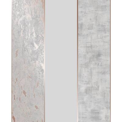 Milan Stripe Vinyl Peelable Roll (Covers 56 sq. ft.)
