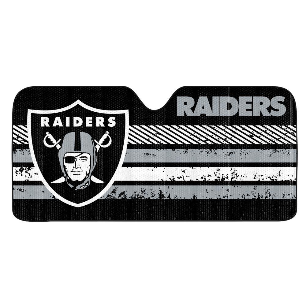 NFL - Las Vegas Raiders Windshield Sun Shade