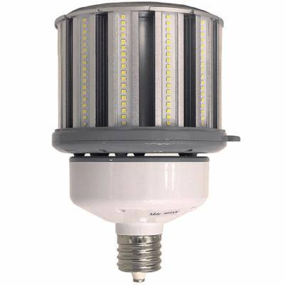 320-Watt Equivalent 80-Watt Corn Cob ED28 LED High Lumen High Bay Bypass Light Bulb Mog 120-277V Cool White 4000K 84106