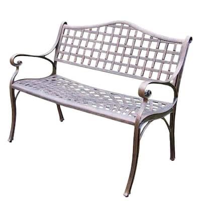 Elite Settee Patio Bench