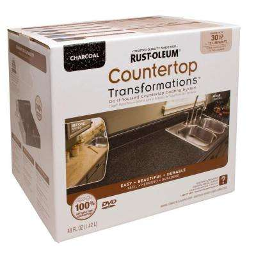 48 oz. Charcoal Small Countertop Kit