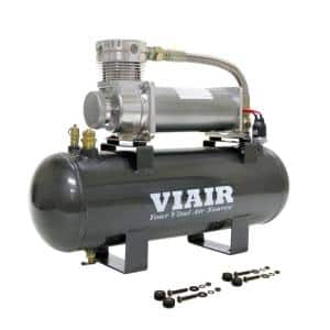 2 Gal. 12-Volt 200 psi High-Flow Air Source Kit