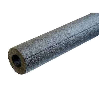 7/8 in. x 1/2 in. Semi Slit Polyethylene Foam Pipe Insulation - 240 Lineal Feet/Carton