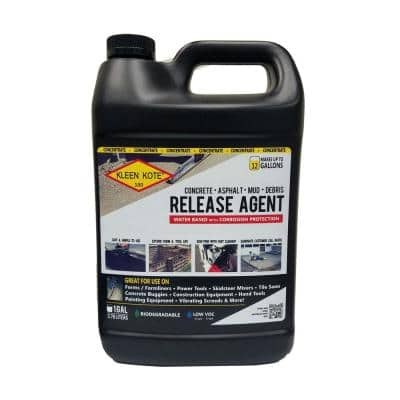 1 Gal. Water Based Industrial Concrete Release and Anti-Corrosion Coating Concentrate