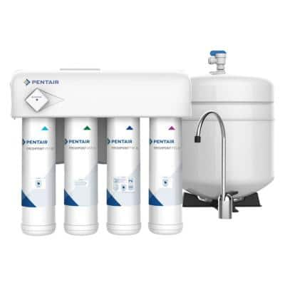 FreshPoint 4-Stage Reverse Osmosis Under Sink Water Filtration System