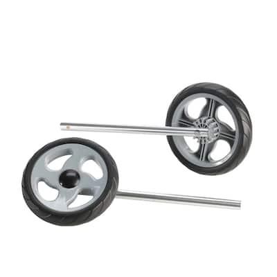 Nimbo Non-Swivel Front Wheels