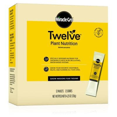 Twelve Plant Nutrition (12-Pack)