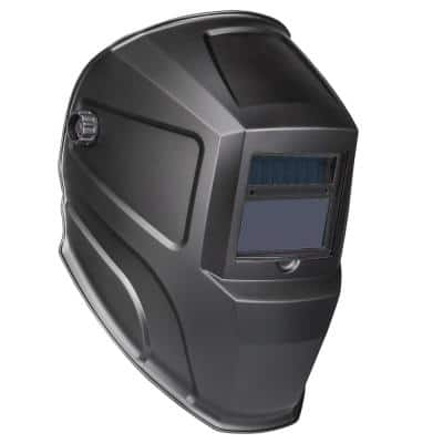 Black Matte ADF Welding Helmet (1-Each)