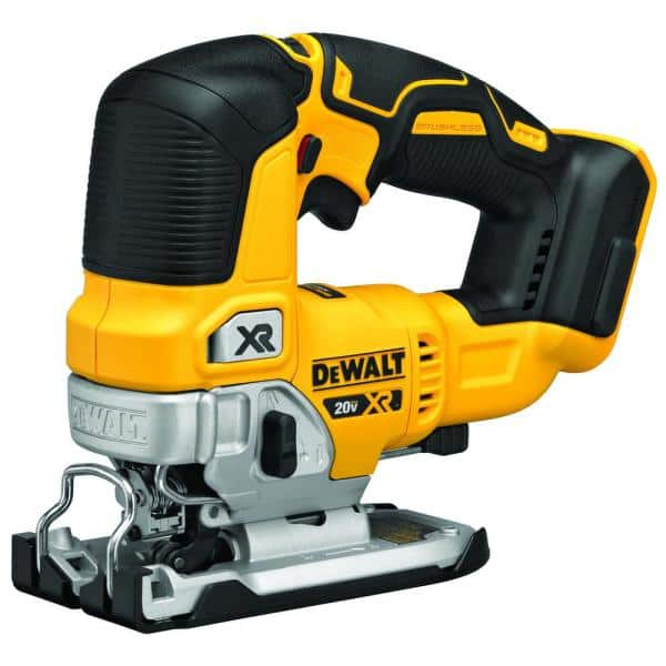 DEWALT 20-Volt MAX XR Cordless Brushless Jigsaw (Tool-Only)