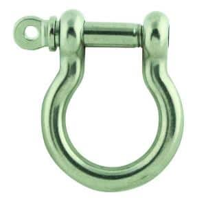 3/8 in. Stainless Steel Anchor Shackle