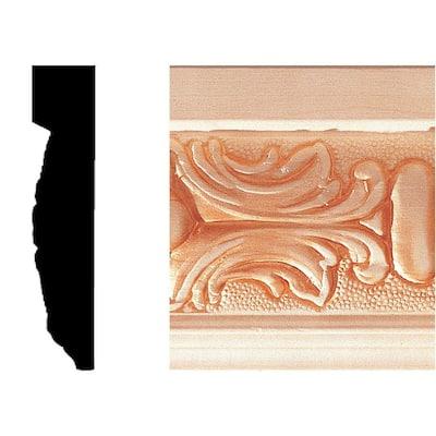 5/8 in. x 3 in. x 8 ft. Hardwood Wood Casing Moulding
