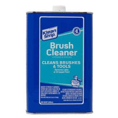 1 qt. Brush Cleaner