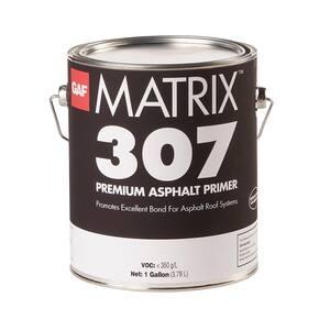 Matrix 307 1 Gal. Premium Asphalt Primer for Asphalt-based Roofing