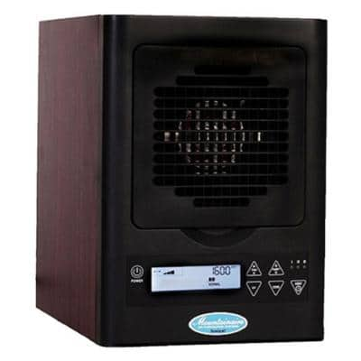 Mountainaire Six Stage HEPA Filter Portable Electronic Air Purifier with 20KV Ionizer and 2-Plate Ozone Genre