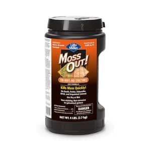6 lbs. Moss Out! Roof Moss Killer