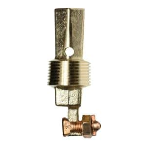 1 in. NPT PoolBond Replacement Cartridge Fitting for In-Ground and Above-Ground Water Bonding