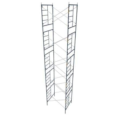 Saferstack 5 ft. x 7 ft. x 6.4 ft. Mason Scaffold (Set of 5)