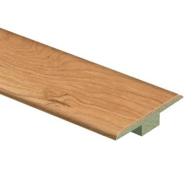 Vermont Maple/Northern Blonde 7/16 in. Thick x 1-3/4 in. Wide x 72 in. Length Laminate T-Molding