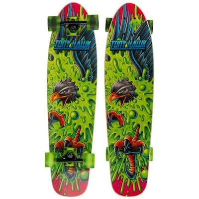 31 in. Slime Hawk Cruiser Skateboard