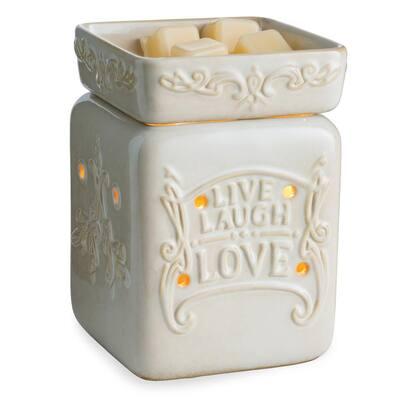 8.8 in Live Well Illumination Fragrance Warmer