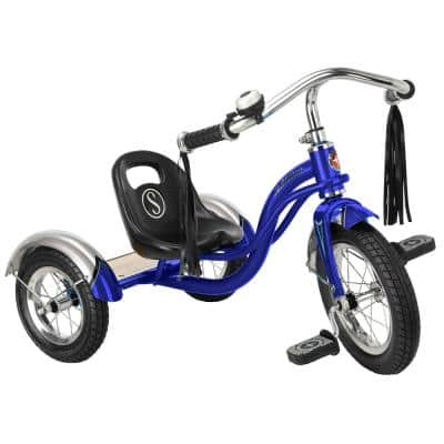 12 in. Trike for Ages 2-Years to 4-Years in Blue