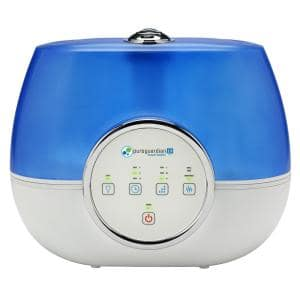 2-Gal. 120-Hour Ultrasonic Warm and Cool Mist Humidifier with Aromatherapy