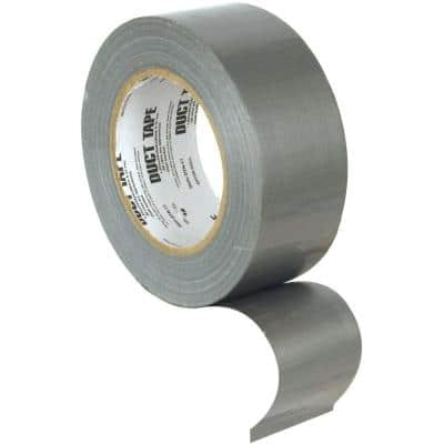 1-7/8 in. Wide Duct Tape, Indoor Silver General Purpose (60 yd.)