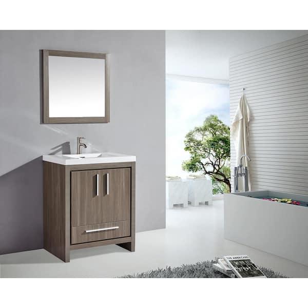 Mtd Vanities Miami 30 In W X 19 5, Bathroom Vanities In Miami