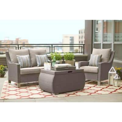 Broadview Patio Trunk Table