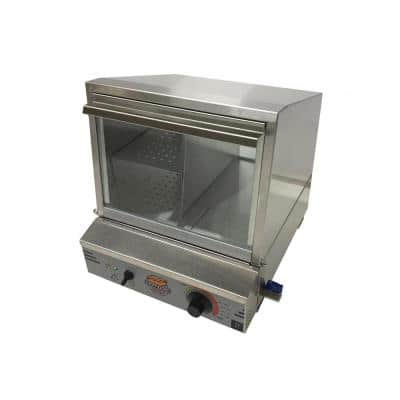Pro Series Stainless Steel Hot Dog Steamer