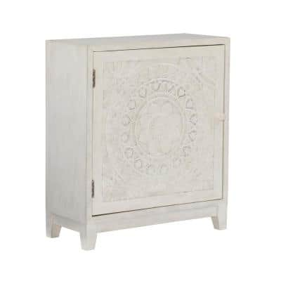 Grace White Cabinet
