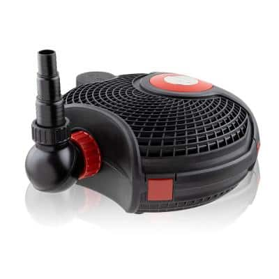 Eco-Sphere Pump with Controller 5400GPH with 33 ft. Cord