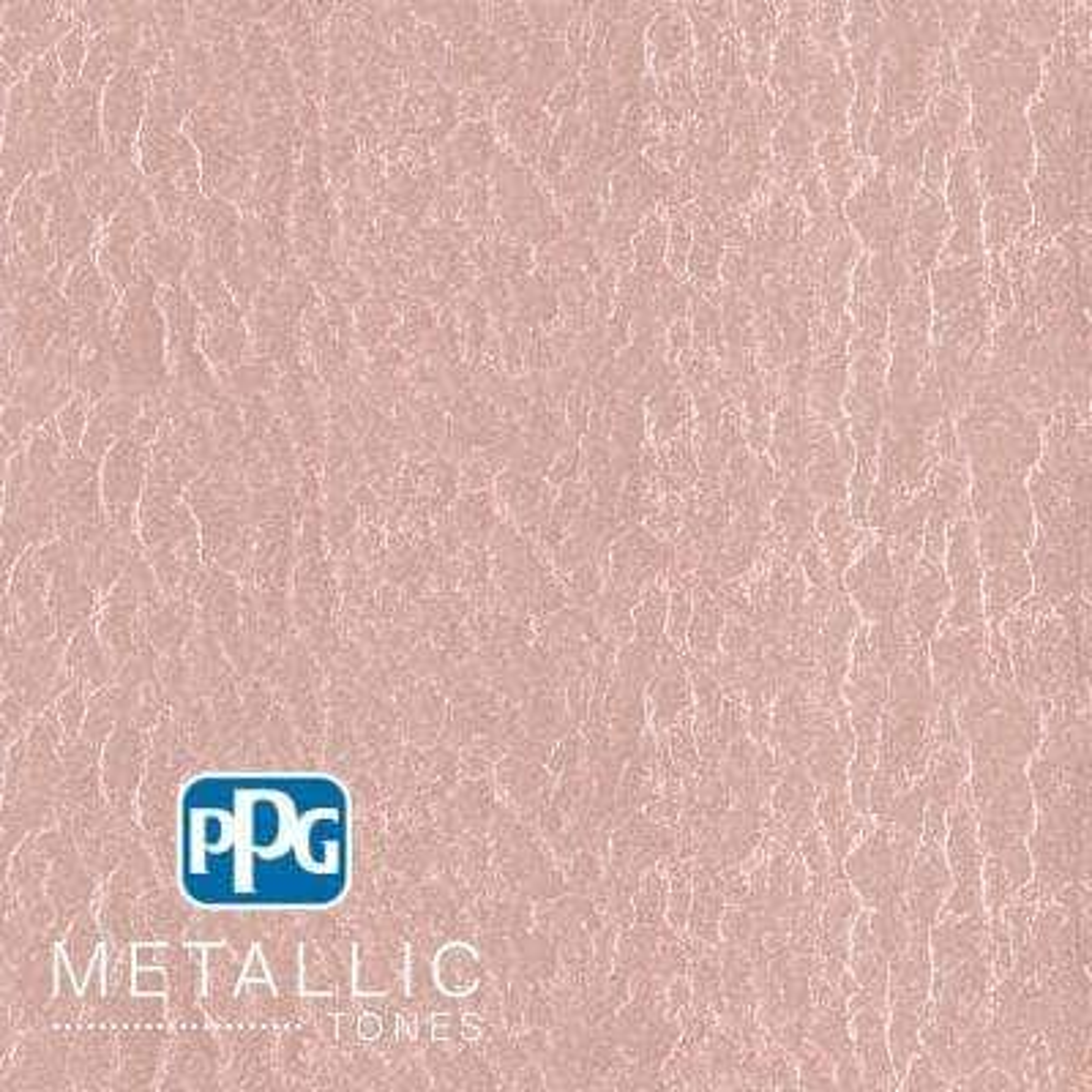 1  gal. #MTL121 Pink Blink Metallic Interior Specialty Finish Paint