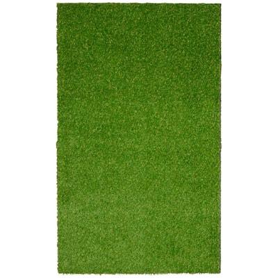 3 ft. x 4 ft. Indoor/Outdoor Greentic Artificial Grass Turf Puppy Pee Pad