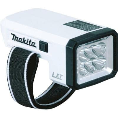18-Volt Compact Lithium-Ion Cordless LED Flashlight