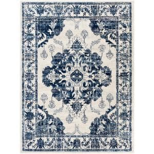 Artistic Weavers Paloma Gray 5 Ft 3 In X 7 Ft 1 In Area Rug S00161041281 The Home Depot