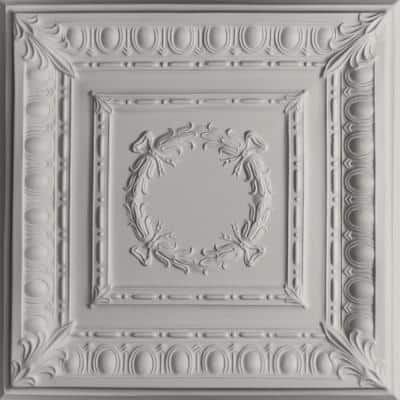 Empire Stone 2 ft. x 2 ft. Lay-in or Glue-up Ceiling Panel (Case of 6)