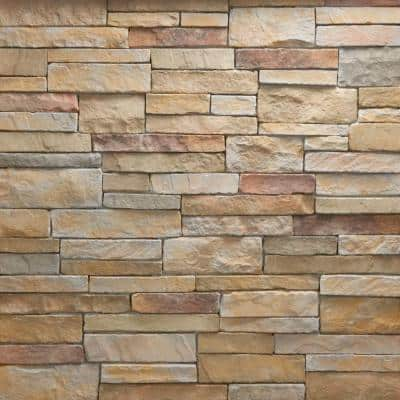 Stacked Stone Mendocino Flats 150 sq. ft. Bulk Pallet Manufactured Stone