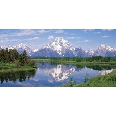 120 in. x 60 in. Lake Wall Mural