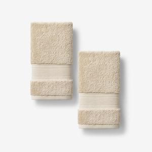 Legends Regal Linen Solid Egyptian Cotton Fingertip Towel (Set of 2)