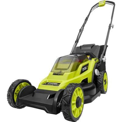 ONE+ 18V 13 in. Cordless Battery Walk Behind Push Lawn Mower (Tool Only)