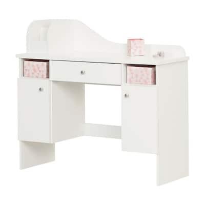 Vito Pure White Desk