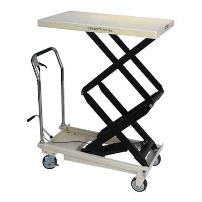 DSLT-770 Double Scissor Lift Table