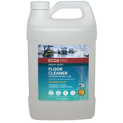 128 oz. Orange Plus 1:128 Concentrate Floor Cleaner