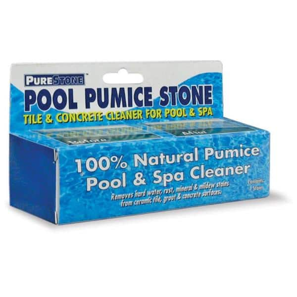 Pool Shop Small Pumice Stone For Swimming Pool And Spa 64665 The Home Depot