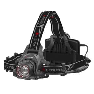 H14R.2 Premium High Power 1,000 Lumens Rechargeable LED Headlamp with Advanced Focus System Designed in Germany