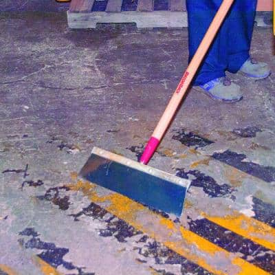 18 in. Industrial Floor Scraper