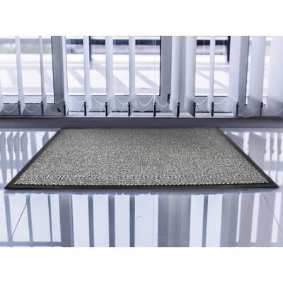 Doortex® Advantagemat® Gray 24 in. x 36 in. Indoor Entrance Mat